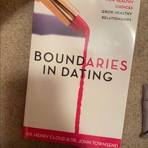 Boundaries in dating - book